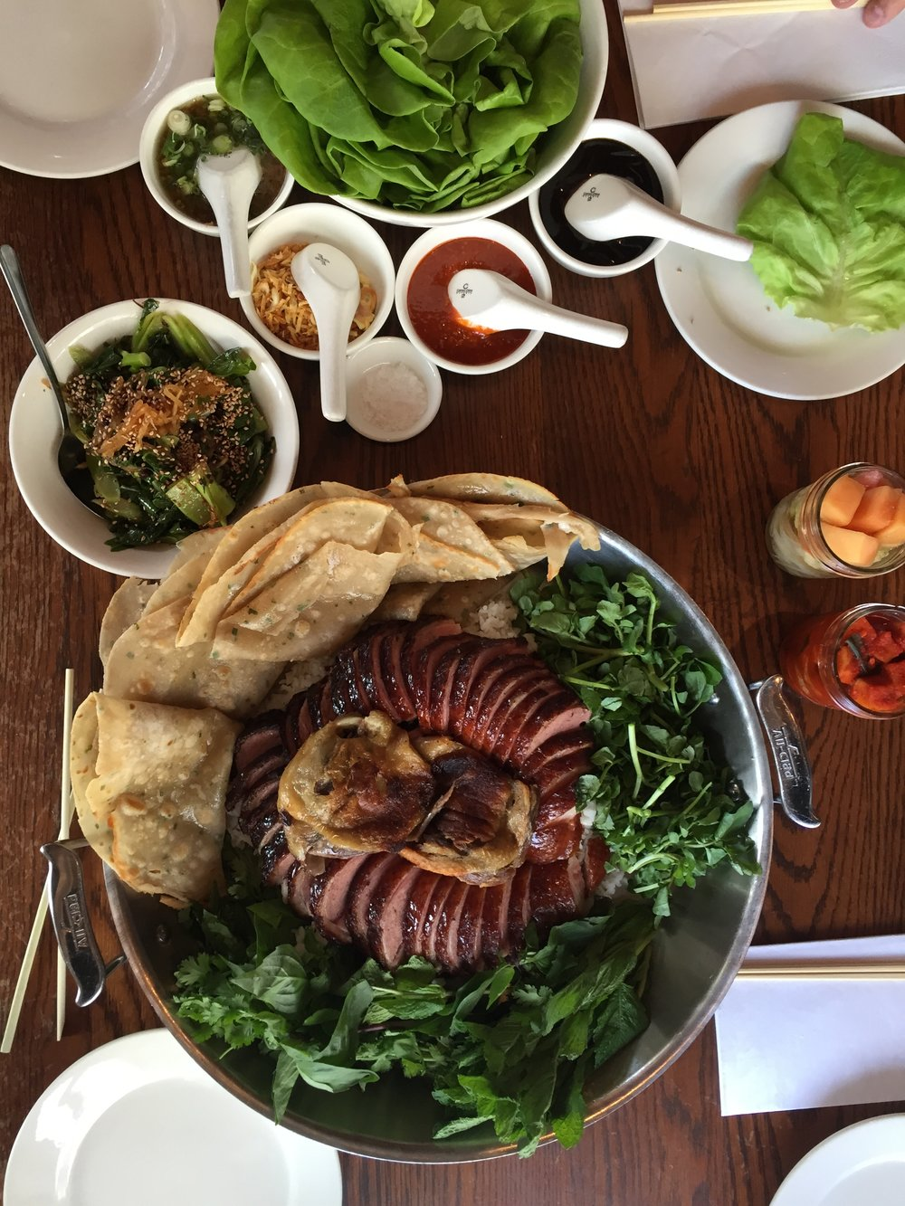 5. Momofuku Ssäm - New York, NYI've been wanting to get the duck at Ssäm for roughly 5 years, so in 2015 my dream came true! Shout out to Vishnu and Andrew for helping us devour this guy.