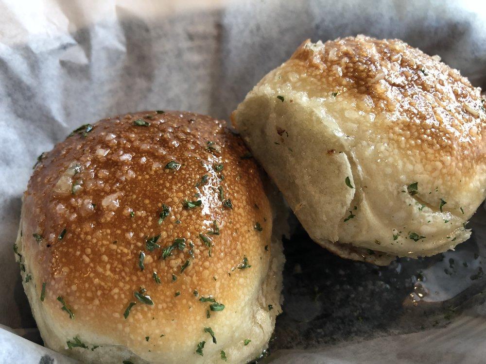 Garlic Rolls -