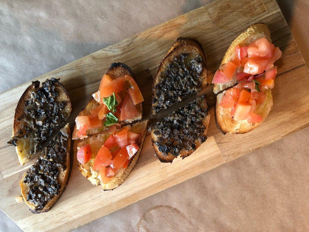 Bruschette - originale & truffle