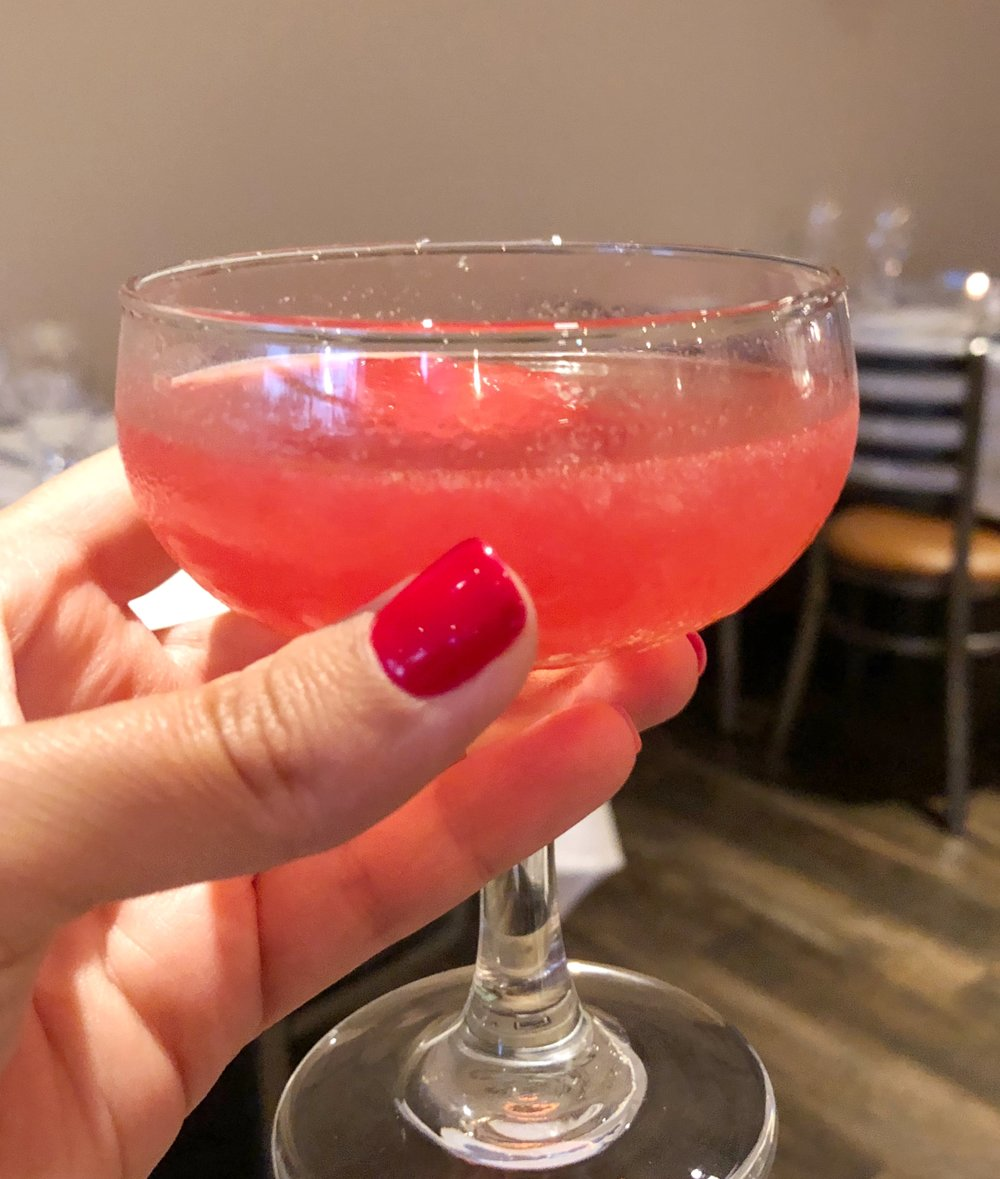 Watermelon Martini - Drink.