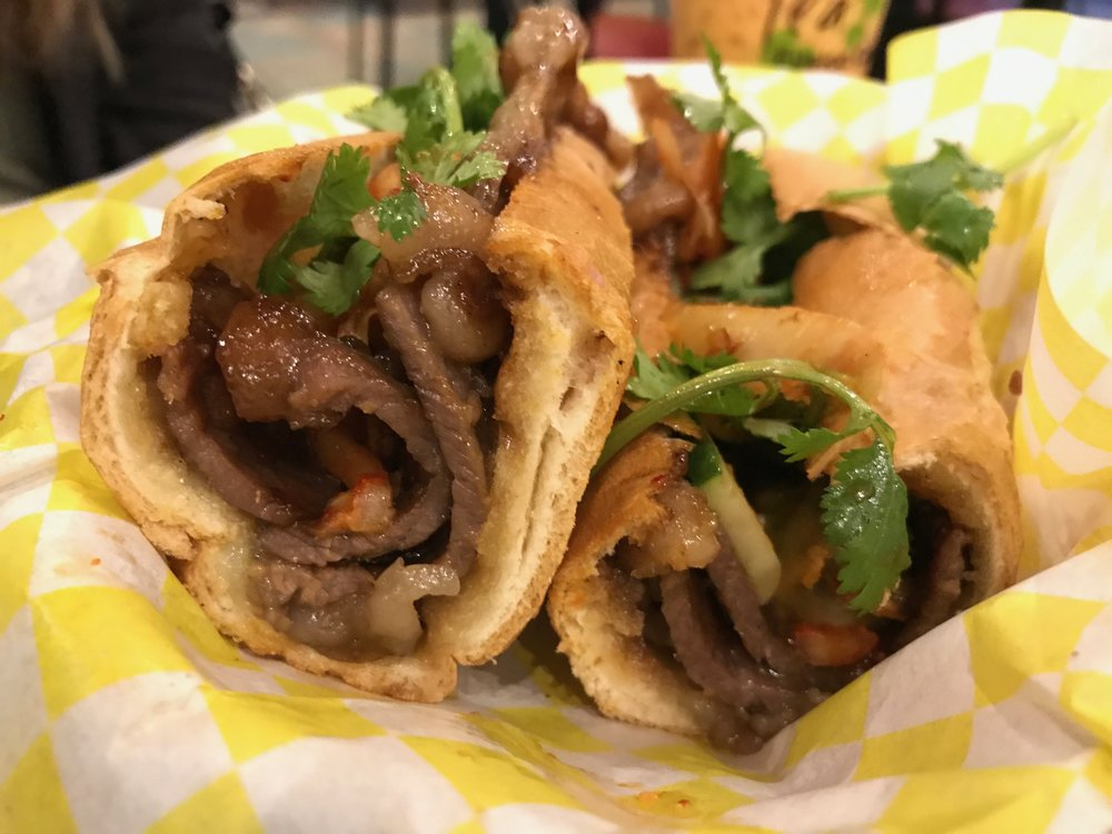 24. Tea Fusion cafe - We've been known to drive up to University late at night, pugs in tow, to have the best bubble tea, shaved ice, and Vietnamese sandwiches in Charlotte. If you're into Thai iced tea, Tea Fusion has one of the tastiest in Charlotte.