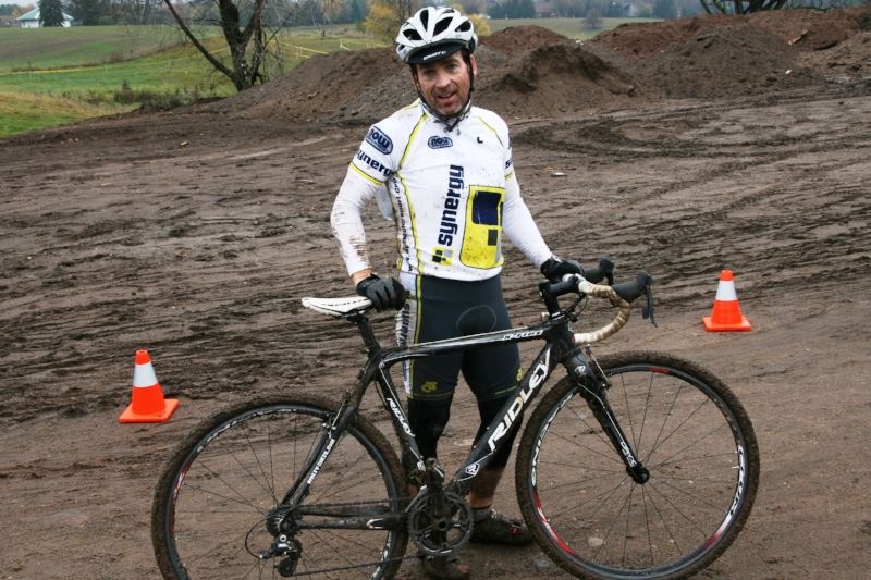 My First Cyclocross race