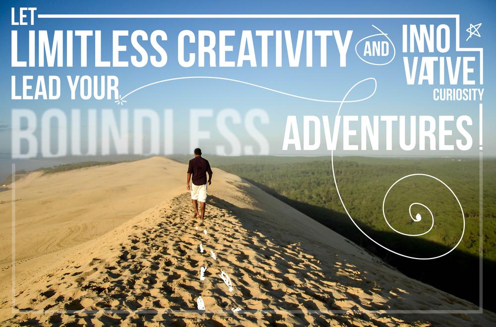 matthew henry limitless creativity boundless adventure