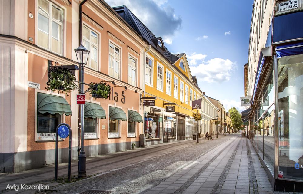 Västerås City centrum, avigphoto.com