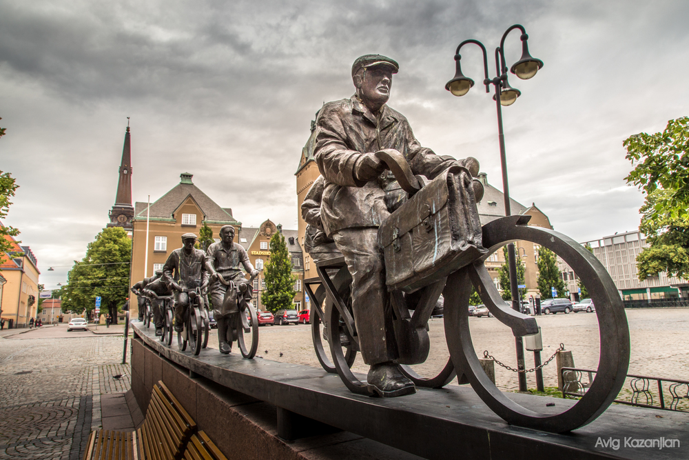 Västerås City sweden cykla.jpg
