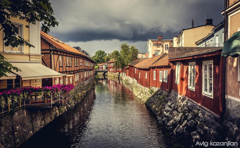 Västerås City vasteras sweden oldcity vasterascity.jpg