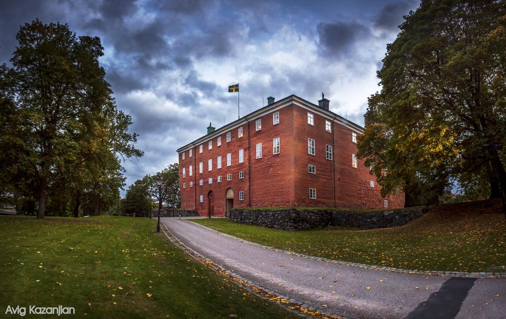 Västerås City castle