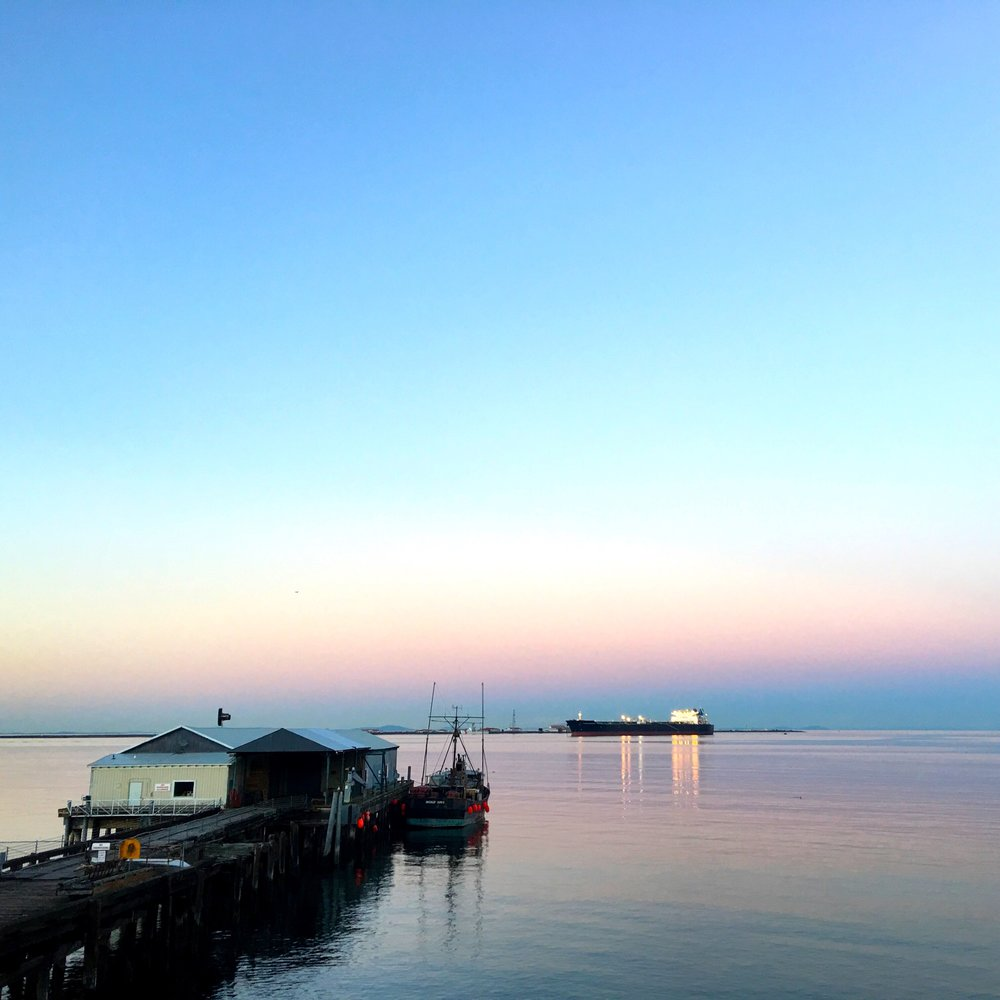 Port Angeles Harbor, Washington
