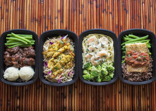 Meal Prep Delivery Service
