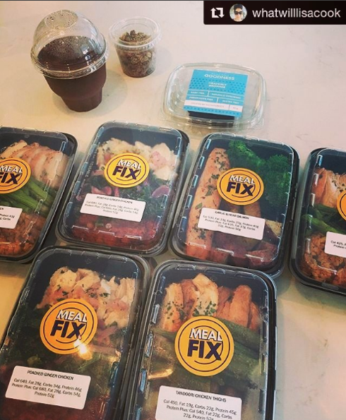 MealFix Meal Packages