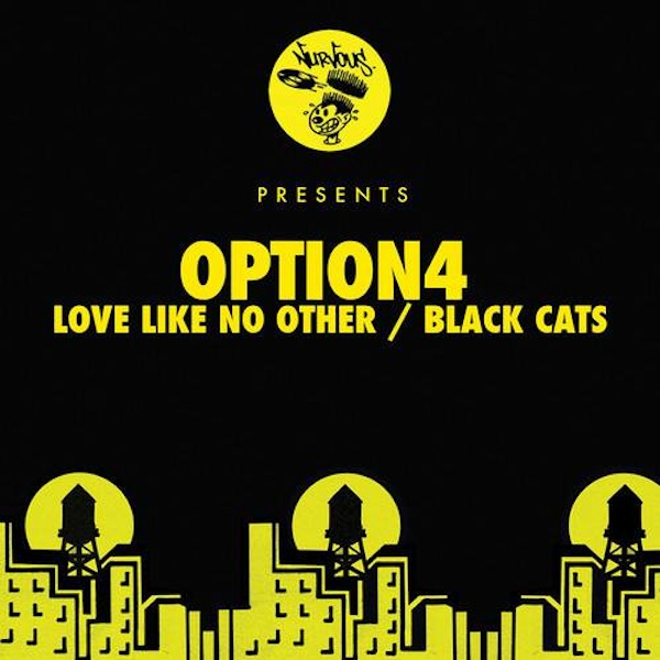 option4 // Love Like No Other + Black Cats