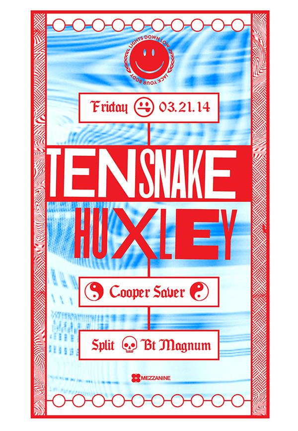 140321-Tensnake-handbill