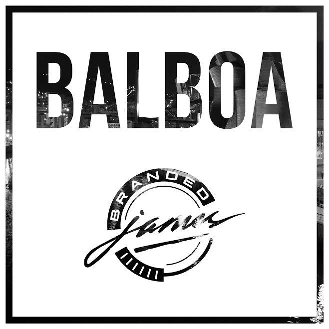Branded James | Balboa