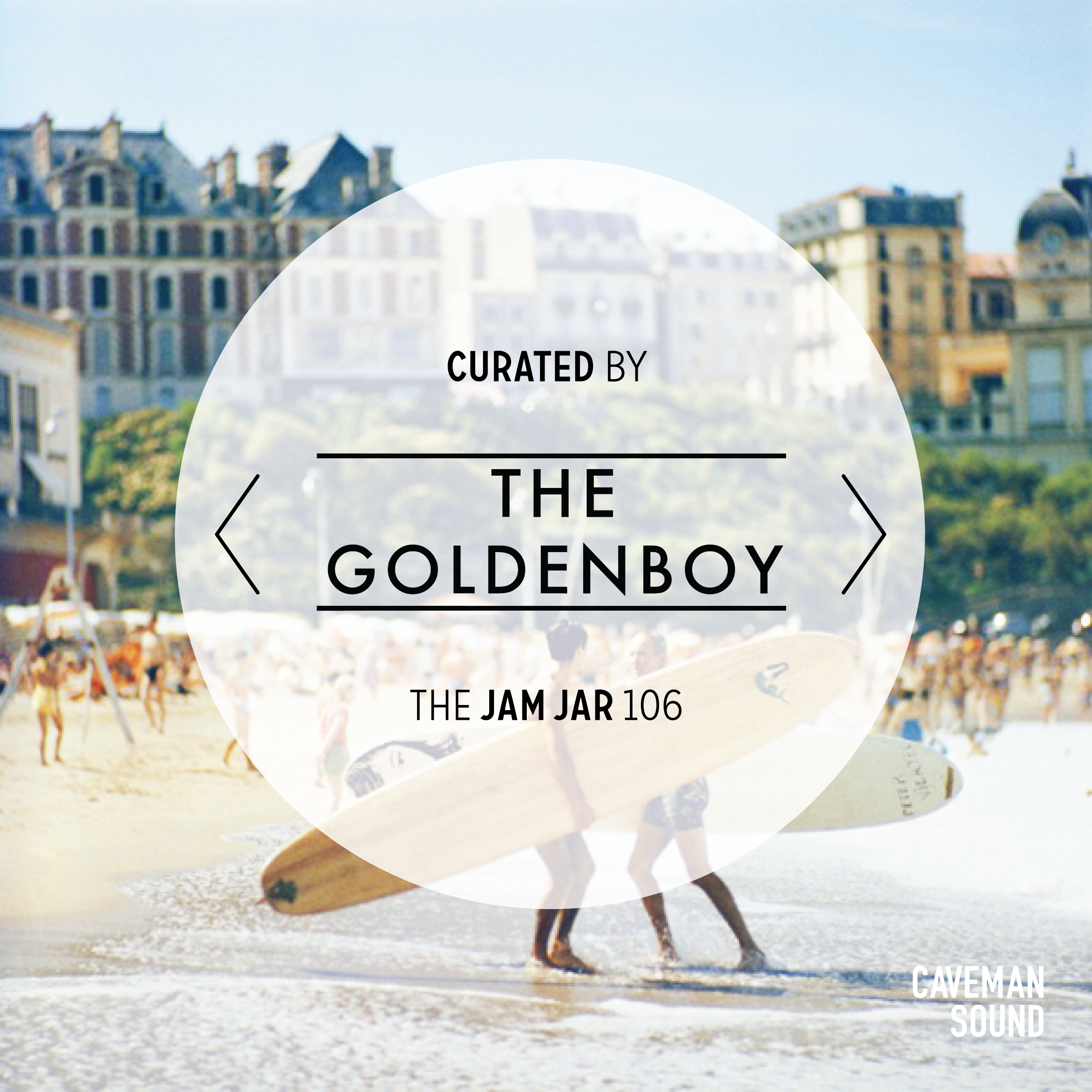 Jam Jar Curated | The Golden Boy