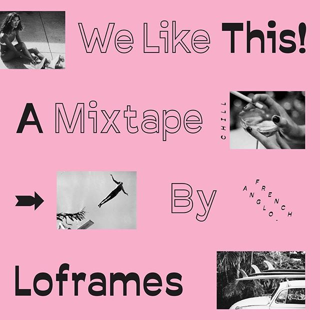 Weekend treats ☞ Our good friends @loframesofficial deliver a warm weather mixtape primed for maximum enjoyment🍹link in bio