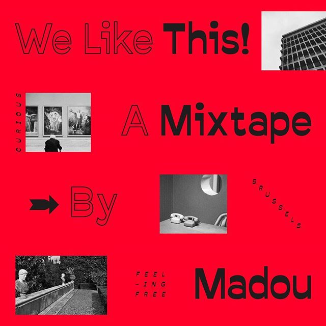 Take it day 👉 night with a new mixtape from Belgian duo @madoumusic. Linked up in bio!