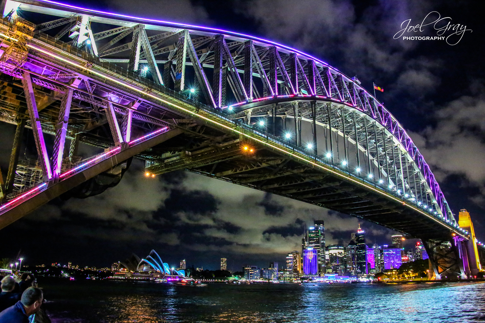 Sydney Harbor Bridge, Sydney - Australia