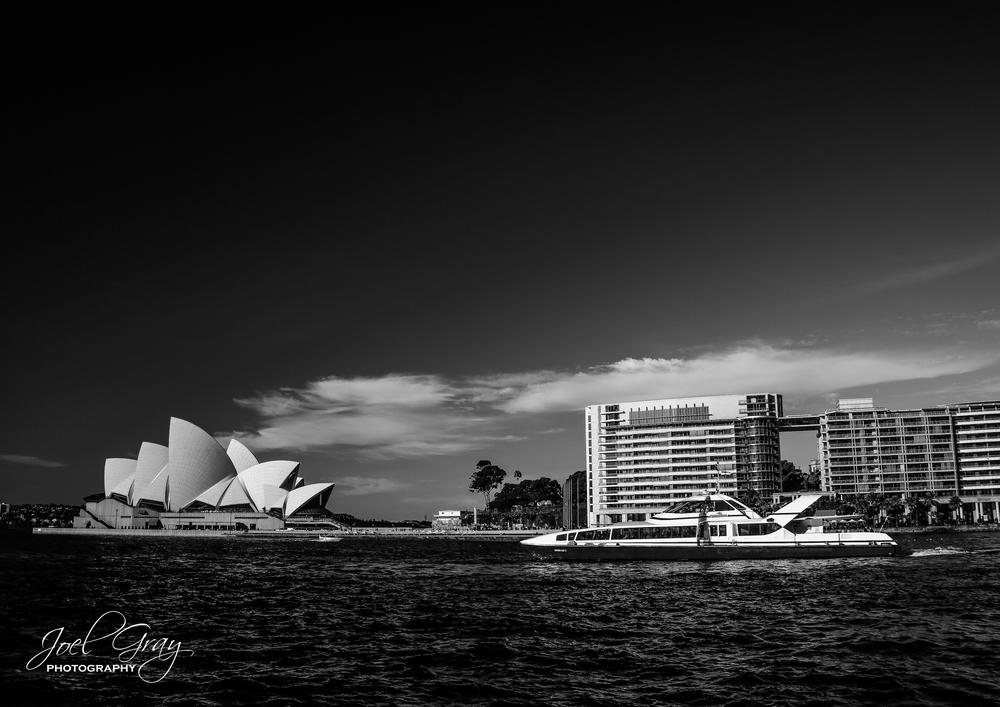 Circular Quay - Sydney, Australia