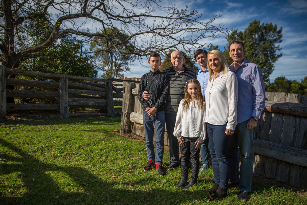 family photo deals sydney