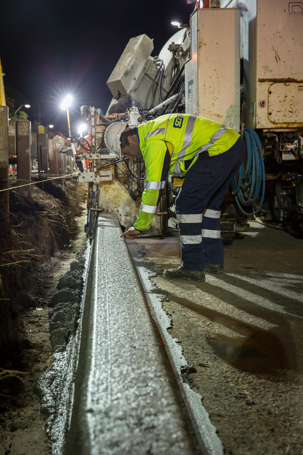 elsholz curb installation sydney