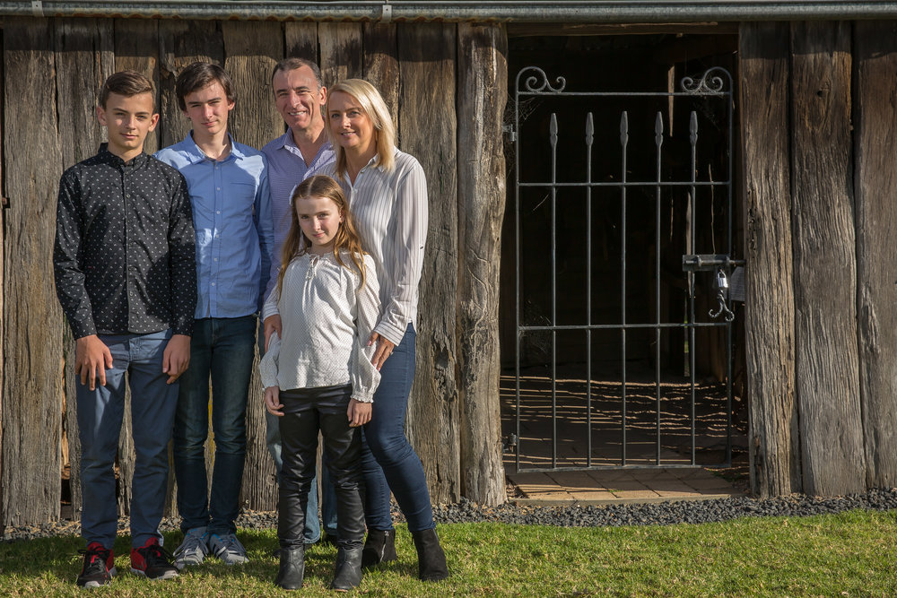 Family Photographer - Galston 1800 82 9994