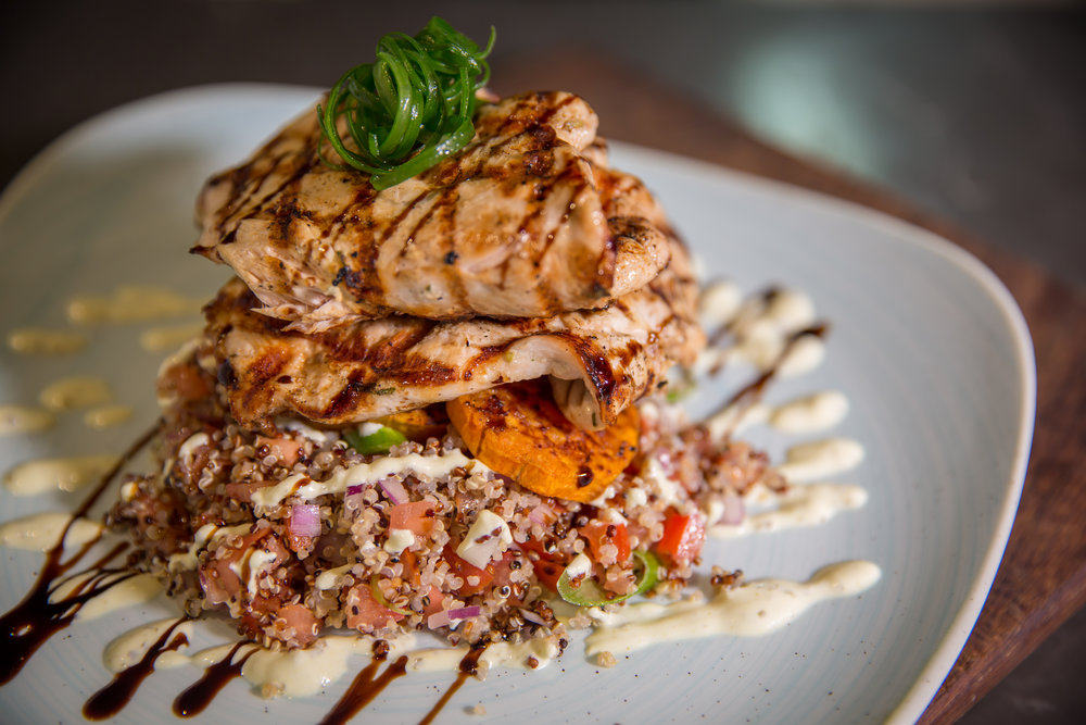 grilled-chicken-chia-balsamic-pumpkin-dinner-images-photo