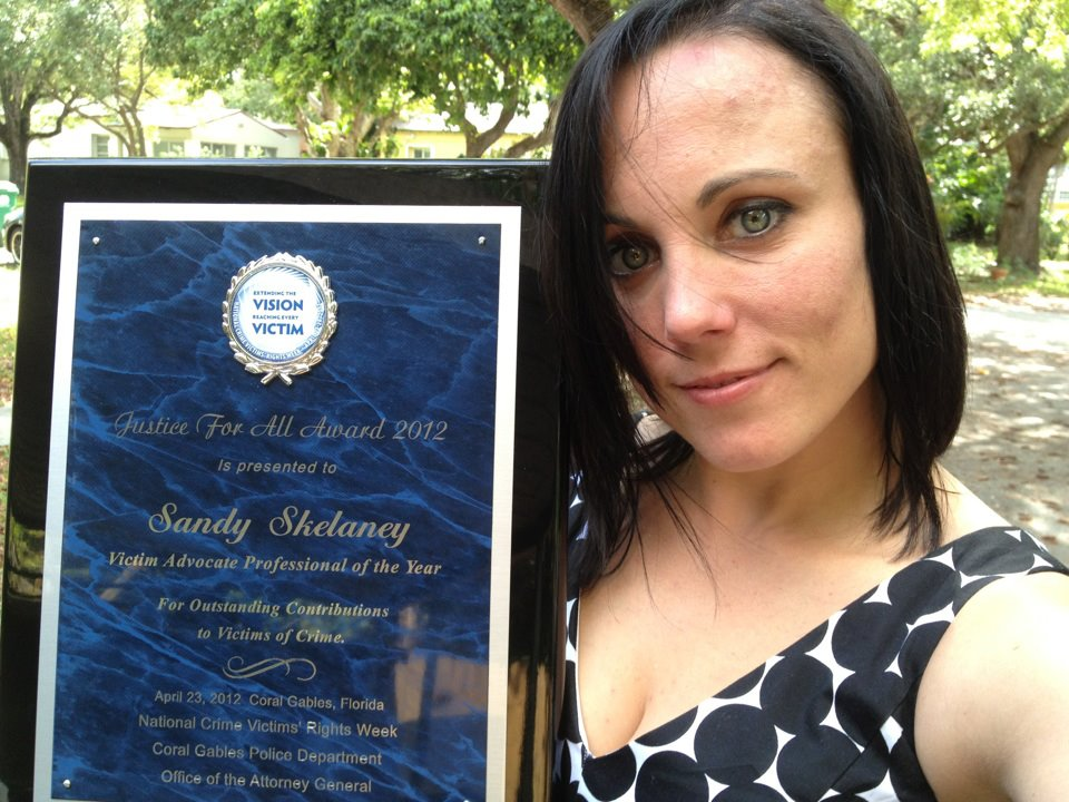 2012 VICTIM ADVOCATE OF THE YEAR