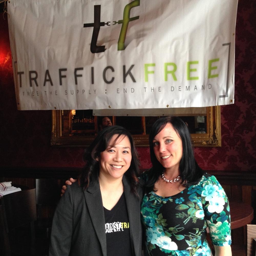 Laura Ng Traffick Free
