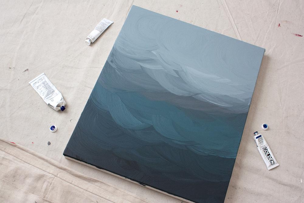 SND DESIGN INC Painting No. 14 Santa Fe NM