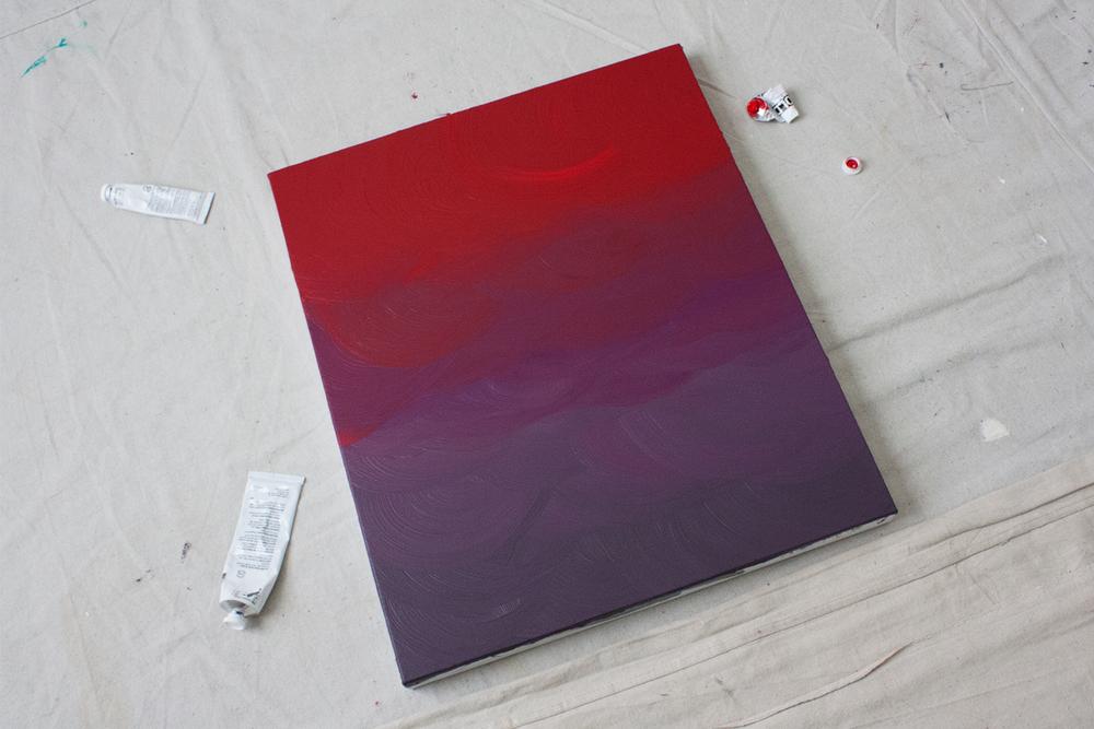 SND DESIGN INC Painting No. 15 Santa Fe NM
