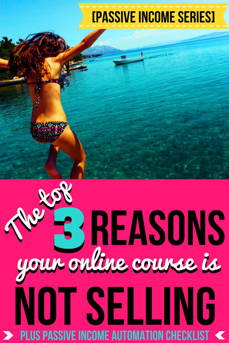 Passive Income | Online Courses | Online Entrepreneur