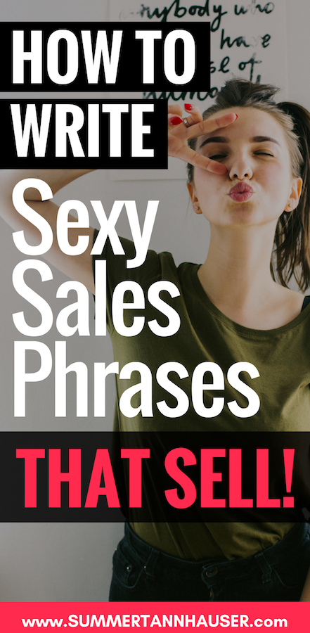 Say Yes Sales Strategies! This week's sales tip for online entrepreneurs is all about getting your clients and customers real RESULTS. You'll learn how to position your offer using super sexy sales phrases designed to make it sell itself!