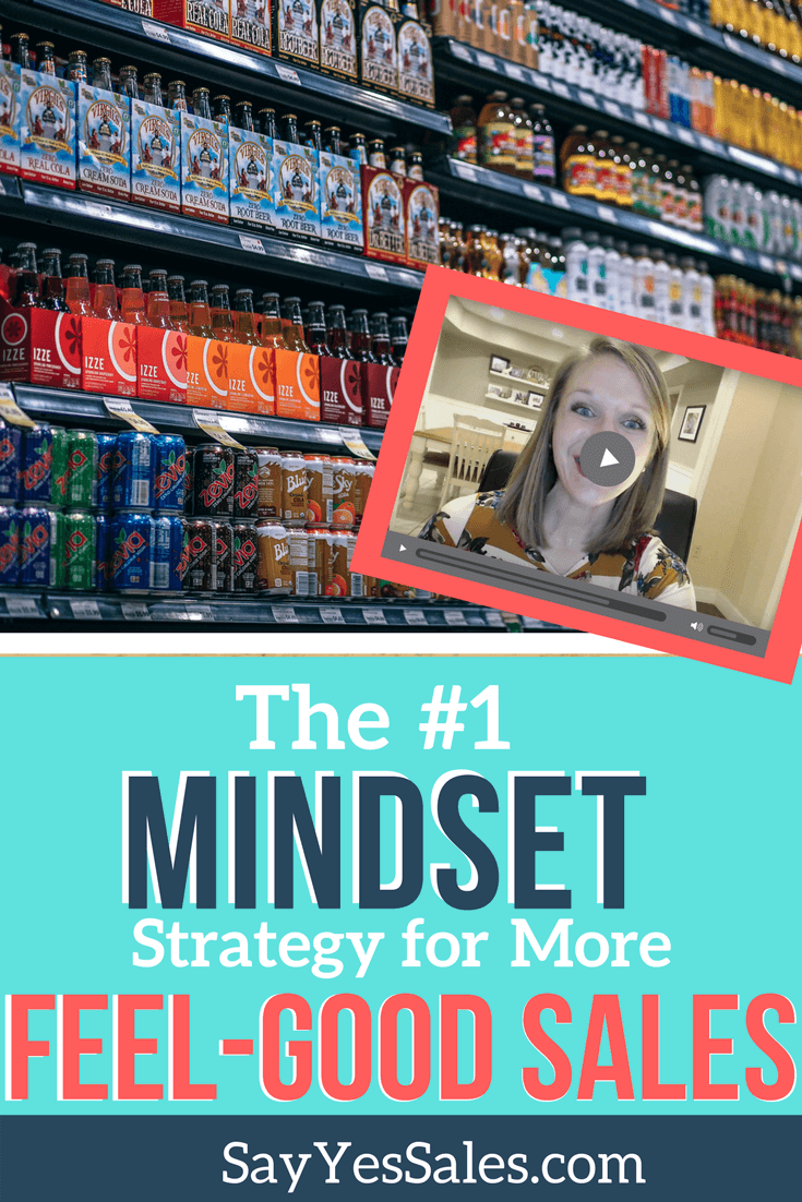 Say Yes Sales Strategies! This week's sales tip for online entrepreneurs is all about top mindset strategies to close more sales.  There is one simple phrase that you MUST keep in mind anytime you sell anything to get more yes's, and I'm sharing exactly what it is in this blog post!