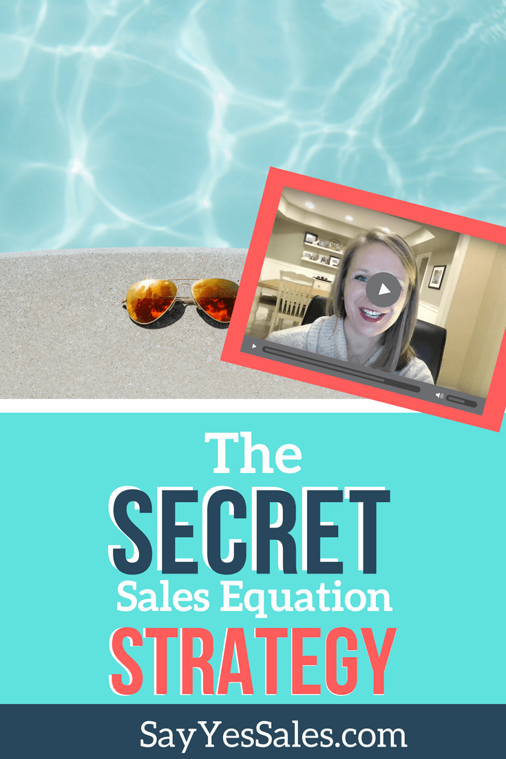 Say Yes Sales Strategies! This week's sales tip for online entrepreneurs is all about using features and benefits to create a powerful sales equation for your offer. When you can present your offer in a way that speaks directly to your client's pain points, you're guaranteed to close more sales! Learn how in this blog post.