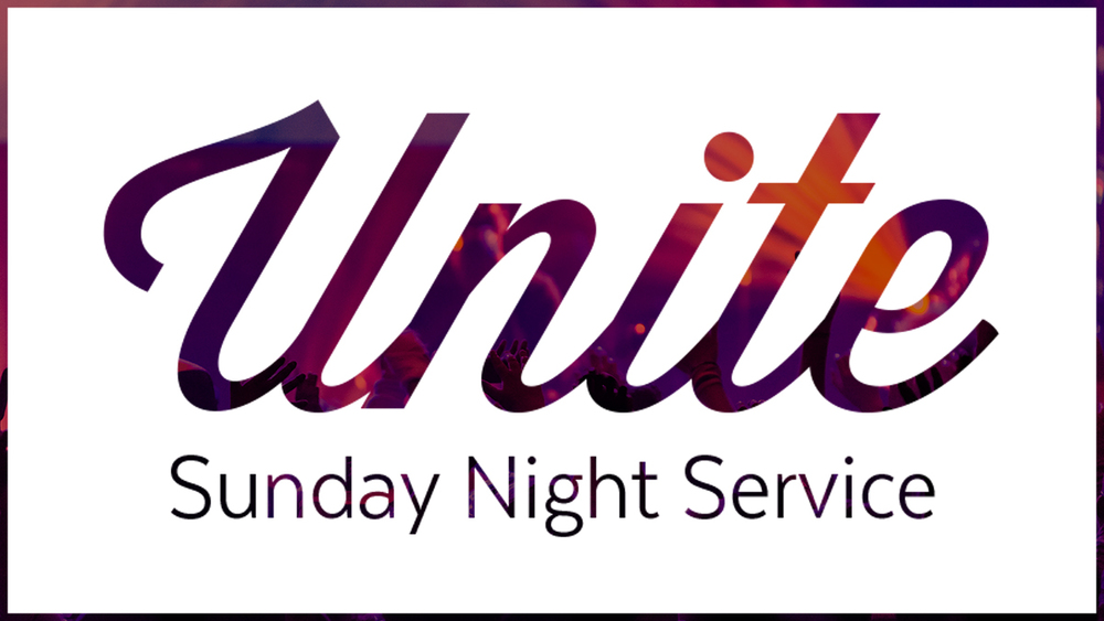 Unite Church Design for Service