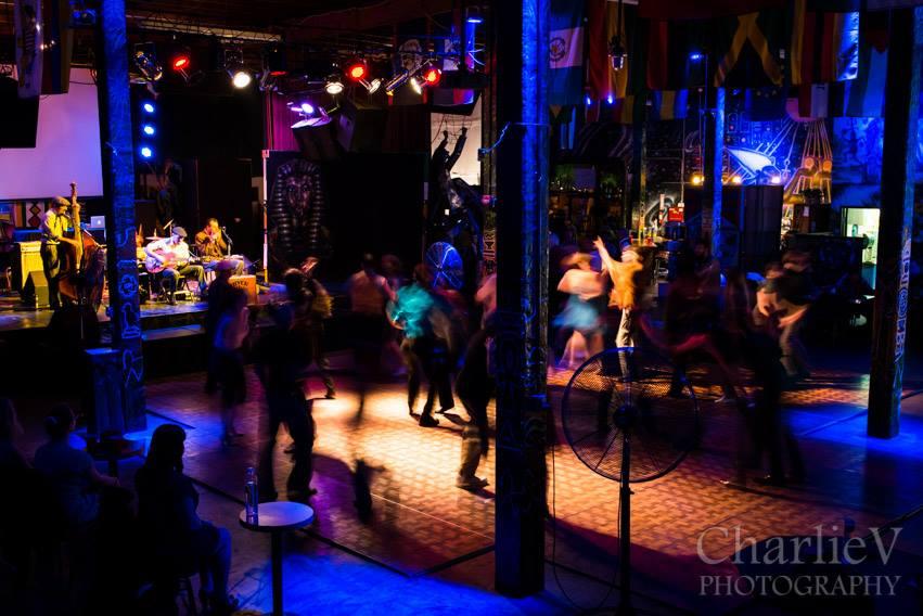 City In Motion Dance Weekend