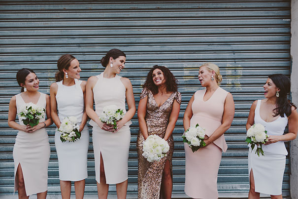 We absolutely adored working with Nicky and Sam on their ultra cool, ultra glam inner city wedding. Fresh whites and greens with tonnes of texture was the order of the day, with copper accents and lush hanging installations. Check out the gorgeous celebrations over on the Hello May Blog! x