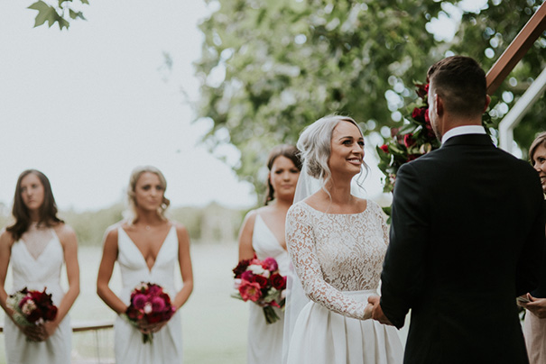 One of the most gorgeous weddings we've ever had the pleasure of being part of! It was an absolute dream to work with the Short & Spook girls on this stunning celebration for Court and Ash, captured so beautifully by the wonderful Sophie T Photography. Check out the full feature live on Hello May xx