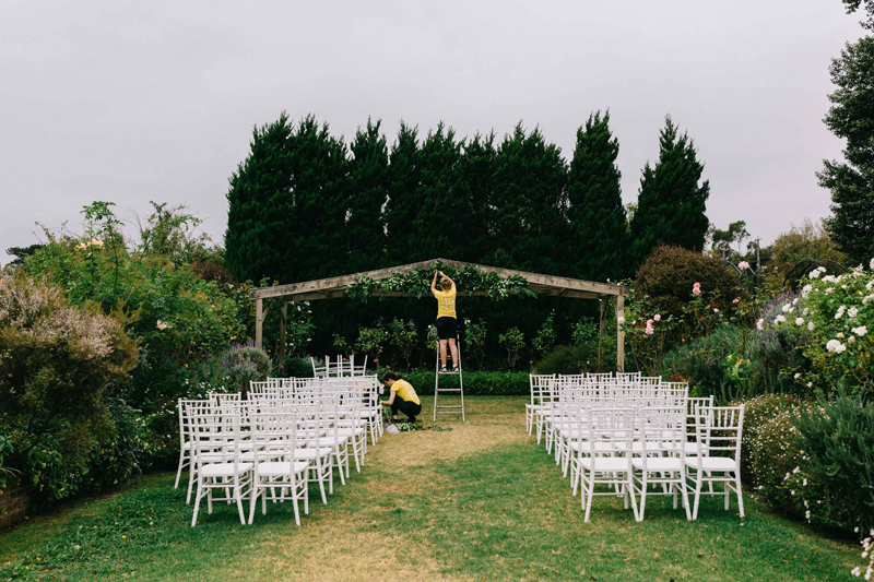 A lovely write up on Hooray about the fabulous ladies at Short & Spook and their styling process for Jane and Michael's gorgeous Mt Eliza wedding. We loved working on this one - check out the rest of the feature for more beautiful images from the day! x