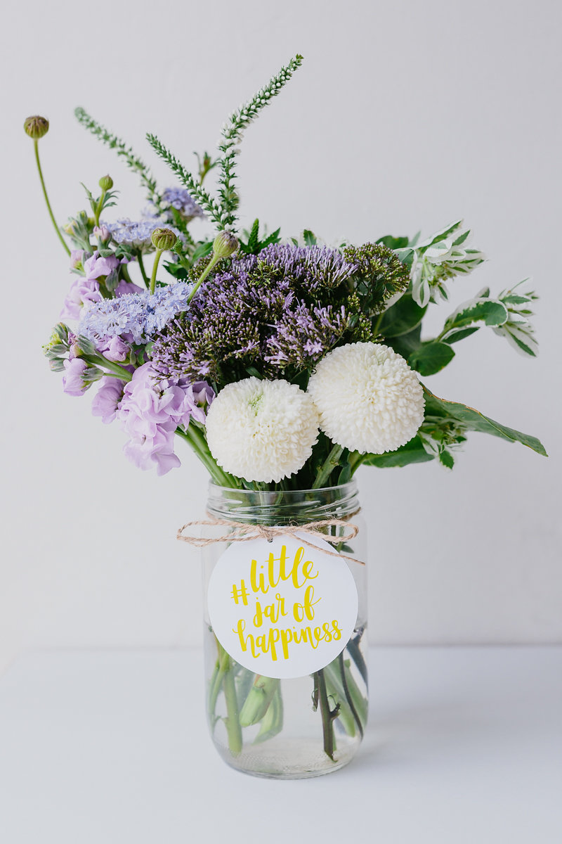 DOUBLE JAR OF HAPPINESS - FROM $50