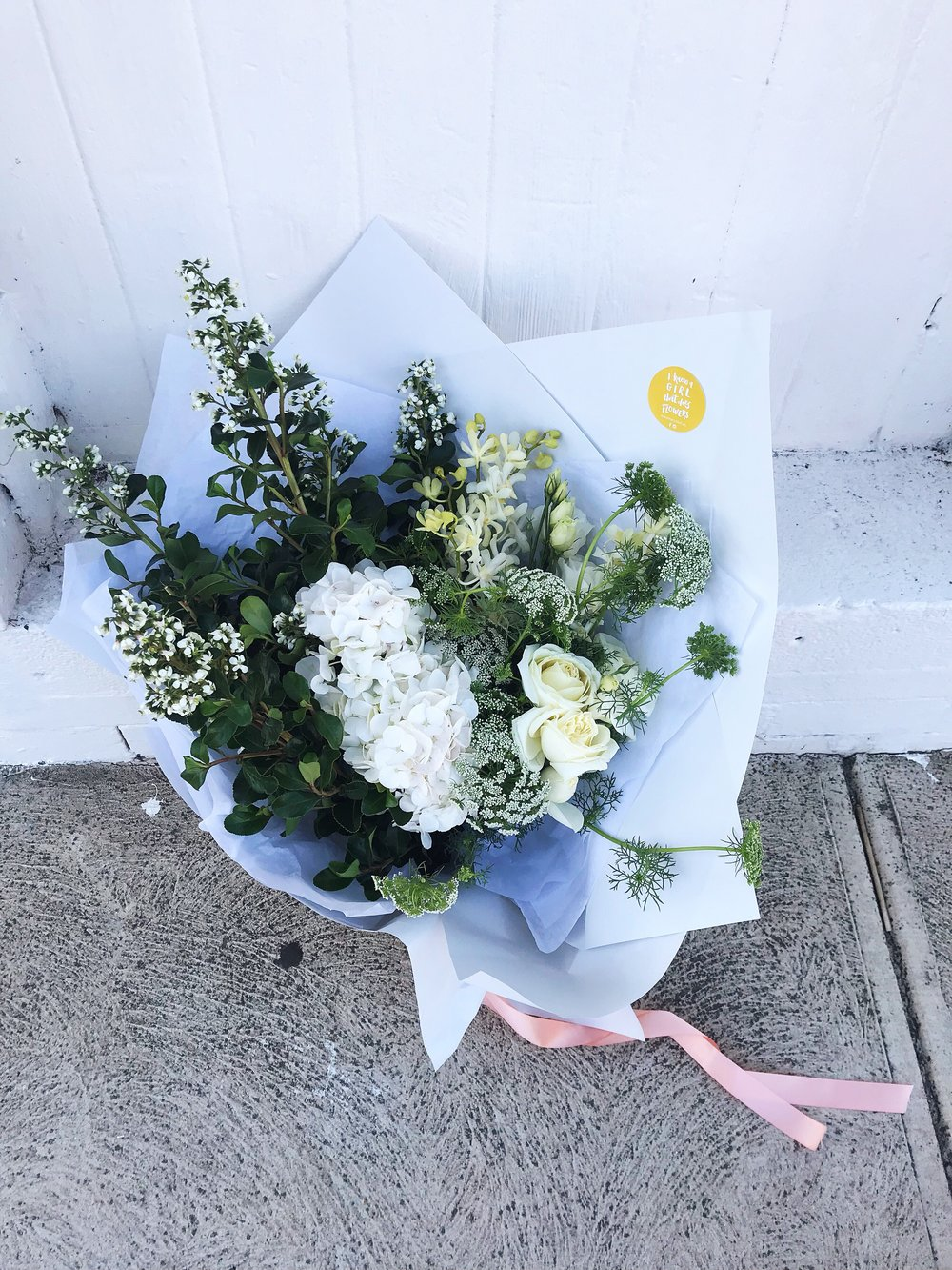 BUNCH OF BLOOMS - LARGE, FROM $110