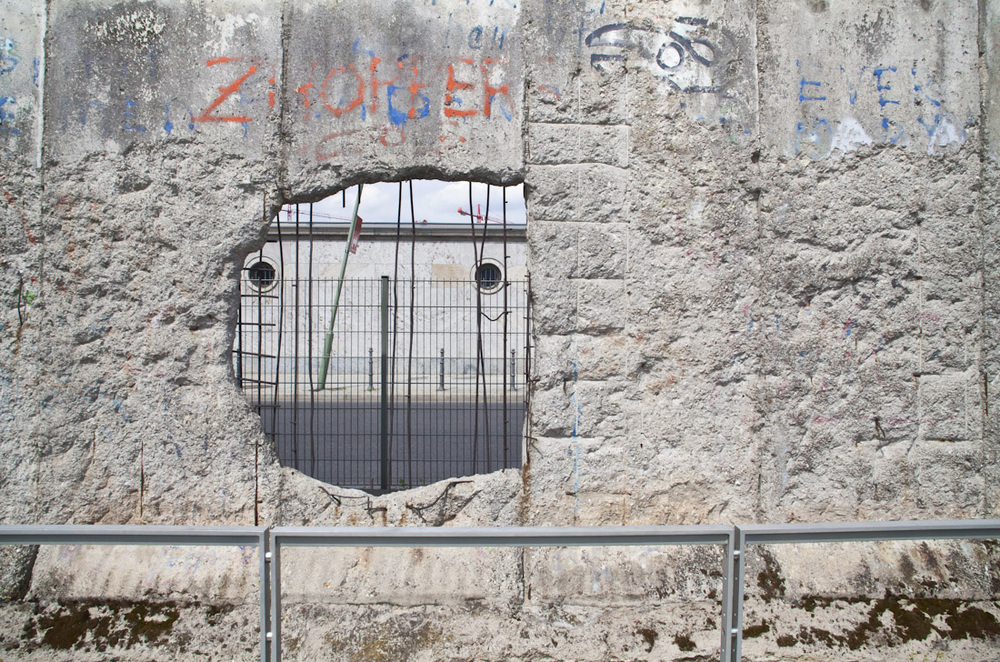 The Wall, Berlin, 2013