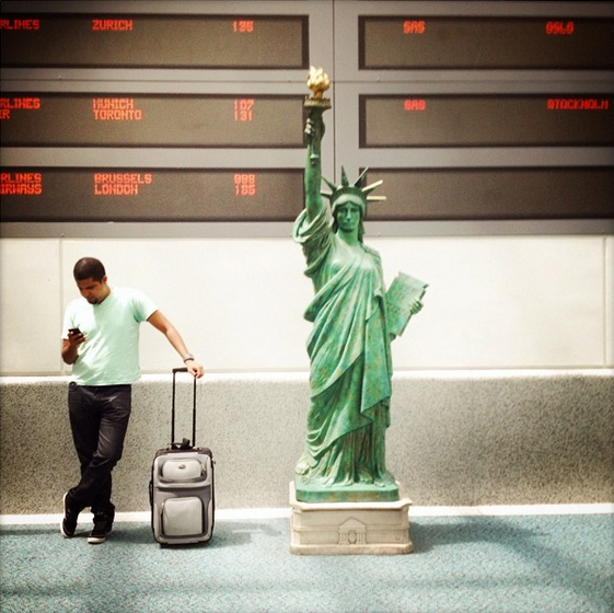 Welome to JFK, 2014
