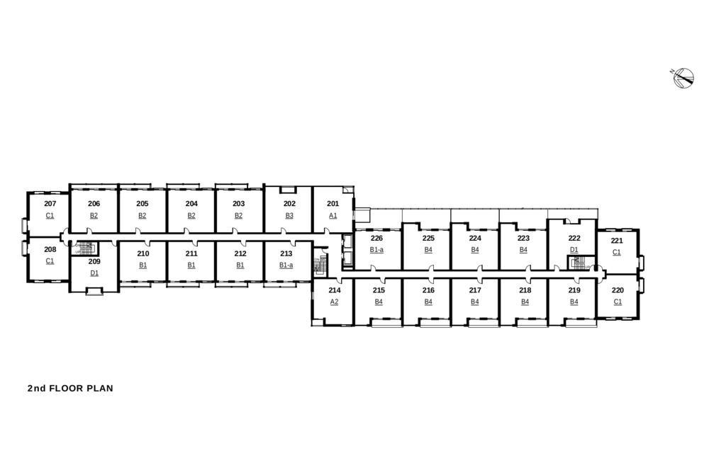 Sage 6 Floor Plate