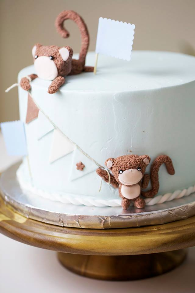 Monkey Cake by Peggy's Kitchen
