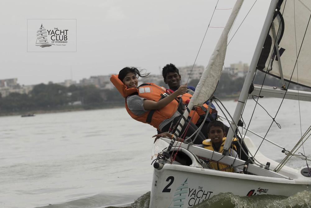 Sailing Joyride