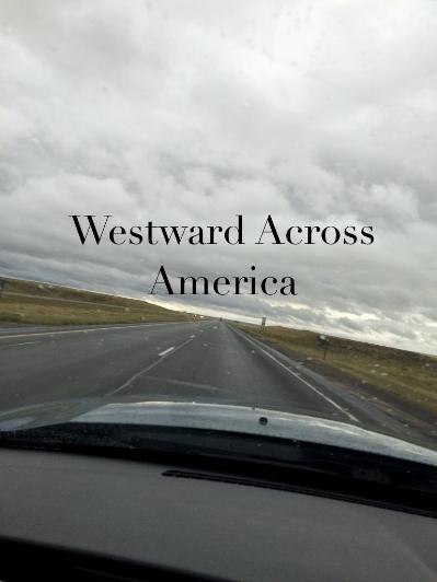 Westward Across america