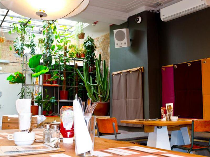 'Eatery' London, UK 英国伦敦餐厅