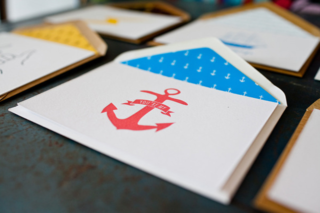 Little Peach Co. greeting cards. Photo:  Little Peach Co.