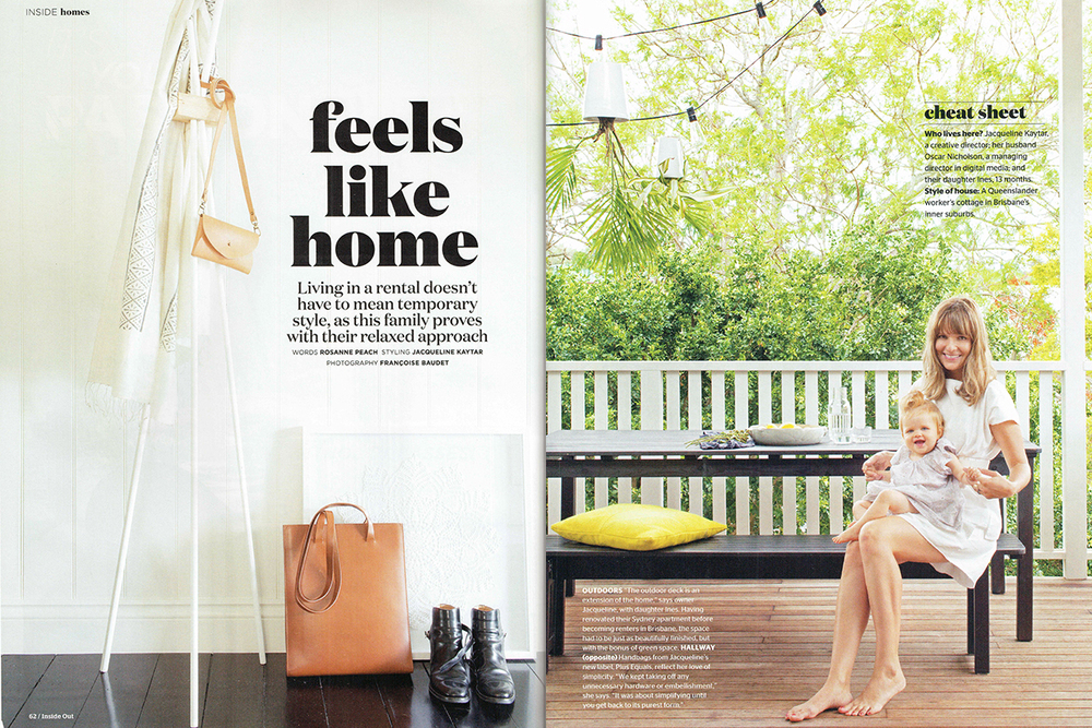 Georgia Cannon Interior Design, Brisbane, Gold Coast, M2 House, Inside Out Magazine February 2015